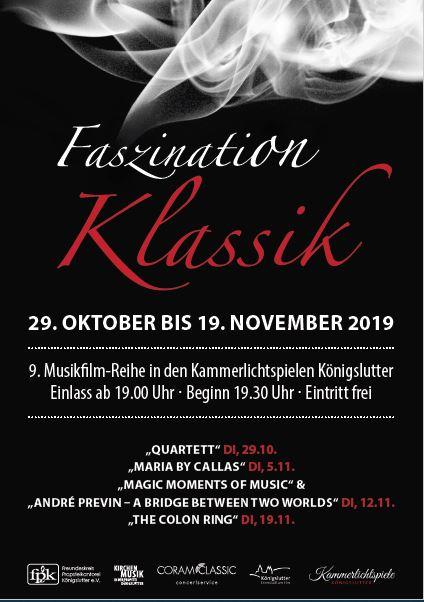 "Informationsveranstaltung ""Faszination Klassik"" @ Alte Schule"